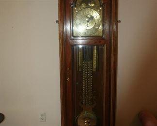 GMK Fancher Grandfather clock