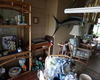 Lane Venture Bamboo Shelf, all items
