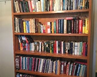 Novels, How To books, quilting books and more at bargain prices!
