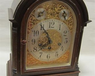 Seth Thomas bee hive clock