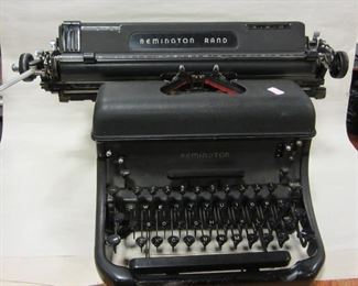 Remington RAND COMMERCIAL typewriter