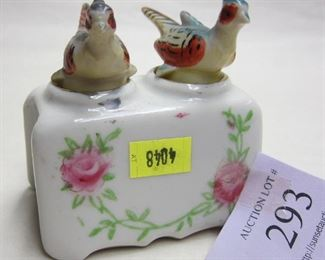 porcelain bobble shaker set