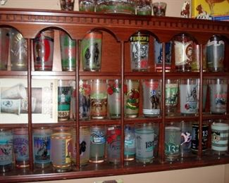 Kentucky Derby Glass Collection