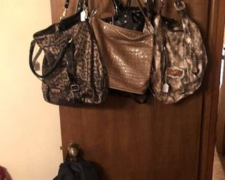 Tons of purses