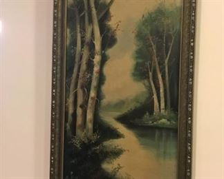 Framed Anna Dugan 1924