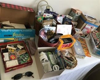 Various new in package small items