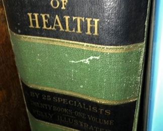 Vintage Library of Health