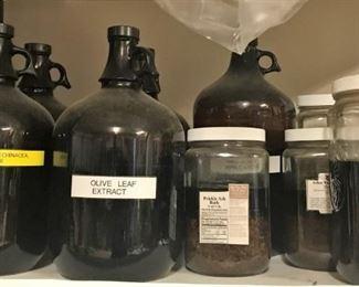 Aromatherapy/Homeopathic oils