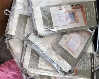 New in package window treatments