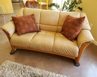 Danish Sofa...Ekornes the best!