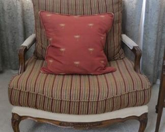 Drexel Heritage chair with pillow - $25