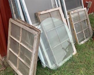 Old windows!