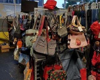 Assorted NOS purses