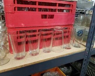 16 oz pint glasses 83 avail