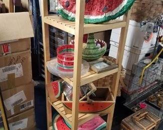Assorted Watermelon motif decor