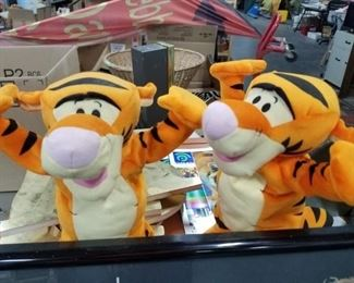 Battery Op Tumbling Tigger 2 available