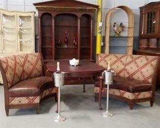 Assorted upscale furniture
