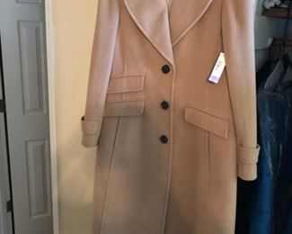 new winter coat with tags