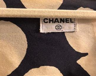 Vintage Chanel Blouse