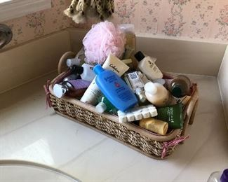 cosmetic and bath products