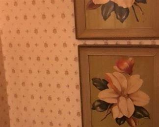 vintage magnolia's