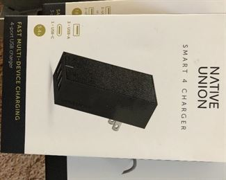 new in box smart charger