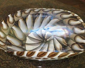 Murano Art Glass She// / Bowl