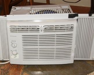 Small window air conditioner