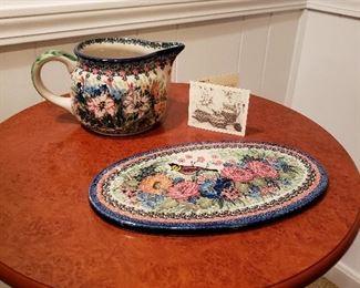 Unikat Polish Pottery