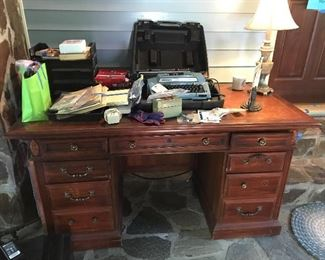 Great desk for an office