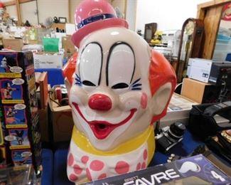 Helium Tank clown head