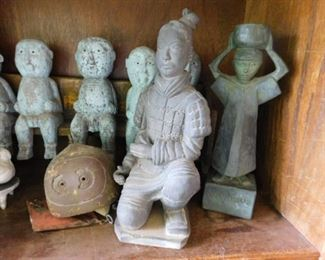 Statues and figurines