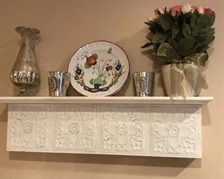 Shelf and misc accessories