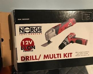 drill and other tools too