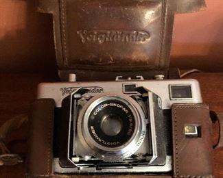 Vintage Voigtander Vitessa