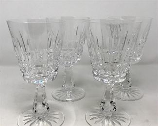 008 4 Waterford Kylemore Water Goblets https://ctbids.com/#!/description/share/193643