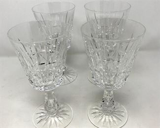 007 Waterford Kylemore Water Goblets https://ctbids.com/#!/description/share/193601