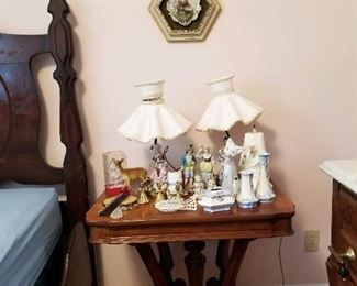 Side table (very ornate)
