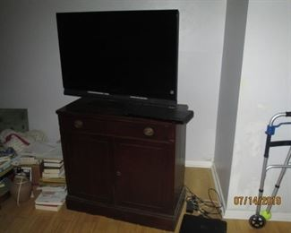 TV cupboard sold separately