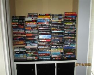 Loads of books