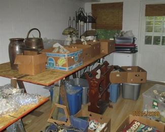 Assortment of collectibles