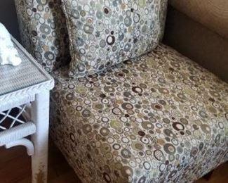 retro look chair