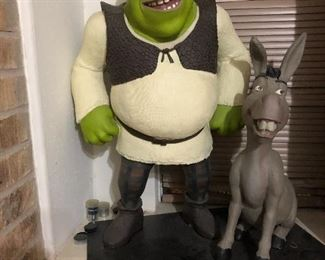 Shrek from Sharper Image