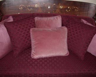 Settee to Parlor Set