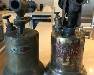 Antique Torches
