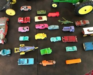 Vintage and Antique Toy Cars