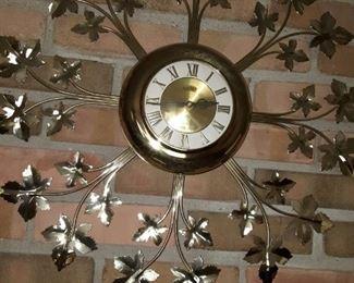 Mid-Century Clock