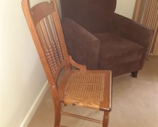 Antique Chair, Occasional Chair