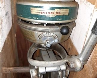 Evinrude Motor