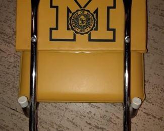 U of M Seat